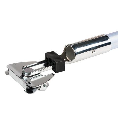 Черенок для цельных держателей-рамок 118 см, алюминий, для держателей 601504-05-06, ЛАЙМА PROFESSIONAL