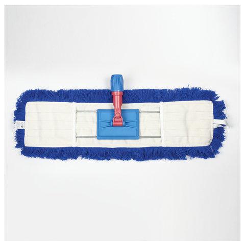 Держатель-рамка 60х9 см, для плоских МОПов, тип К (карманы), черенок типа A, ЛАЙМА EXPERT